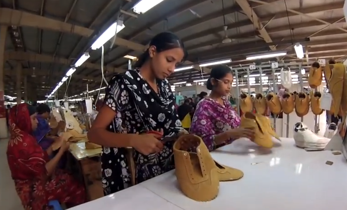 FG Shoe factory image