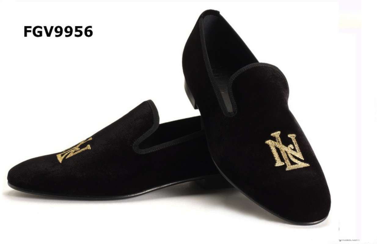 Velvet Loafers Christmas Collection Fg