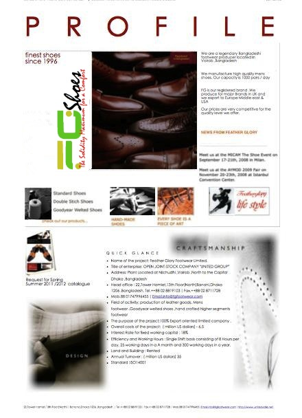 pdf company profile-FG Shoes